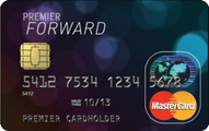 PREMIER Forward MasterCard Credit Card Application