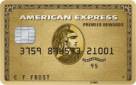 American Express Premier Rewards Gold Card Application