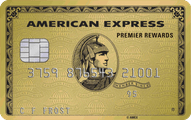 Premier Rewards Gold Card from American Express Application