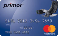 Green Dot primor® Mastercard® Classic Secured Credit Card