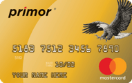 primor® Secured Mastercard® Gold Card