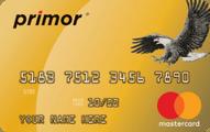 primor® Secured Mastercard® Gold Card