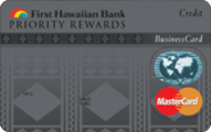 Priority Rewards Business MasterCard®
