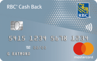 RBC Cash Back MasterCard‡