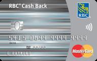 RBC Cash Back MasterCard‡