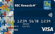 RBC Rewards&#43;<sup>&#153;</sup> Visa<sup>&#8225;</sup> Card