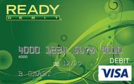 READYdebit<sup>&#174;</sup> Visa Mint Control Prepaid Card