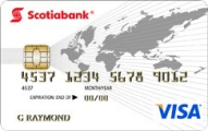 Scotiabank® Rewards VISA* card