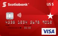 Scotiabank® U.S. Dollar VISA* Card