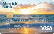 The Secured Visa from Merrick Bank