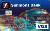 Simmons Bank Visa® Platinum