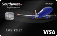 Southwest Rapid Rewards Premier Credit Card Application