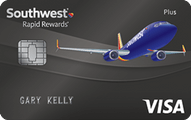 Southwest Airlines Rapid Rewards Premier Credit Card Application