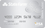 State Farm Crystal Rewards Visa Signature Application