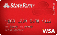 State Farm Rewards Visa Application