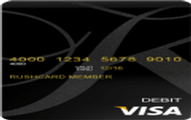 Suede KLS Prepaid Visa RushCard Application
