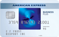 The Blue Business Plus Credit Card from American Express Application