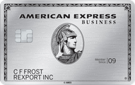 The Business Platinum Card from American Express review