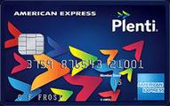 The Plenti® Credit Card from Amex