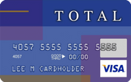 Total VISA Credit Card Application