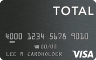 Total visa unsecured credit card 060917
