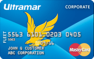 Ultramar MasterCard® Corporate Card