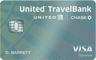 United TravelBank Card Application