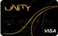 UNITY Visa Secured Credit Card - The Comeback Card Application