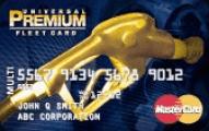 The Universal Premium FleetCard MasterCard