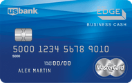 U.S. Bank Business Edge Cash Rewards World Elite MasterCard Application