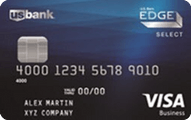 U.S. Bank Business Edge Select Rewards Application