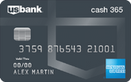 US Bank Cash 365 American Express Card Application