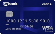 U.S. Bank Cash+™ Visa Signature Card review