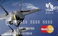 USAA Active Military MasterCard Application