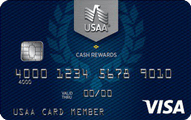 USAA Cash Rewards Visa Card