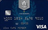 USAA Cash Rewards® Visa®