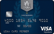 Usaa cash rewards visa signature card 010917