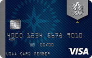 USAA Classic Platinum Visa Application