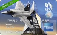 USAA Military Affiliate Card Application
