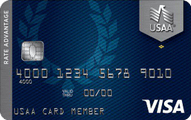 USAA® Rate Advantage Visa Platinum® Card review
