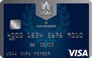 USAA Rewards Visa Card