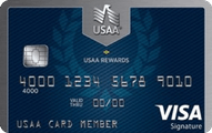 USAA Rewards Visa Signature Card review