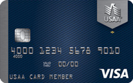 USAA Secured Card Platinum Visa Application