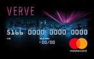 VERVE MasterCard Credit Card Application