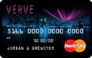 VERVE MasterCard Credit Card Application
