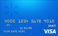 Walmart MoneyCard Visa Basic Application
