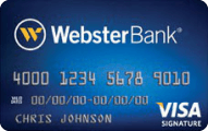 Webster Bank Visa Bonus Rewards Card Application
