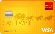 Wells Fargo Cash Wise Visa Credit Card Application
