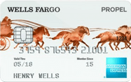 Wells Fargo Propel American Express Card Application