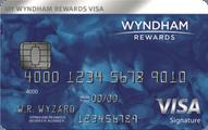 The Wyndham Rewards Visa Signature Card Application
